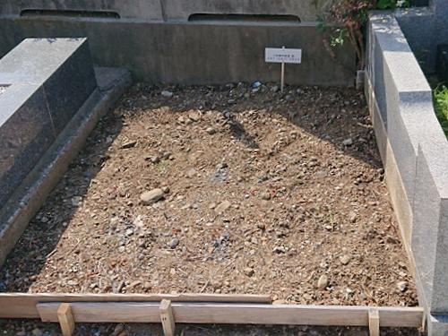 眞隆寺境内:分譲墓地